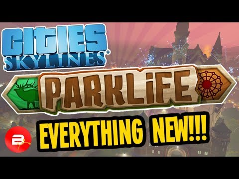 Xxx Mp4 Cities Skylines PARKLIFE EVERYTHING NEW Castle Of Lord Chirpwick Zoo Amusement Park More 3gp Sex