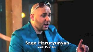 Saqo Harutyunyan - Varti Push En - Heravor Husher - 2015