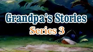 Grandpa Stories - English Moral Story For Kids - Vol 3