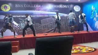 Vijay Songs Stage Dance Performance