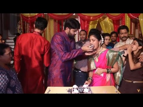 Xxx Mp4 Anjali Serial Last Episode Cake Cutting Celebration Zee Yuva 3gp Sex