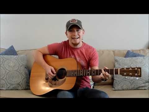 """Blue Tacoma"" by Russell Dickerson - Cover by Timothy Baker"