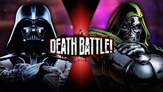 Darth Vader VS Doctor Doom | DEATH BATTLE