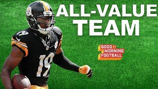 The 2019 NFL All-Value Team