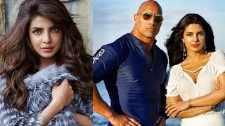 Priyanka Chopra Hints That Zac Efron And Dwayne Johnson Will Come To India For Baywatch