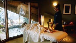 Lucifer 3x03 Maze as Masseuse - She Seduces & Blackmails Hotel Guy Season 3 Episode 3 S03E03