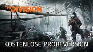 Tom Clancy's The Division - Kostenlose Probeversion | Ubisoft [DE]