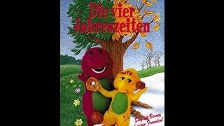 Barney - Die Vier Jahreszeiten [1-2-3-4 Seasons (German)]