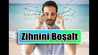 Mindfulness İle Kafanı Boşalt Ve Stresi Yen !-Kişisel Gelişim Videoları
