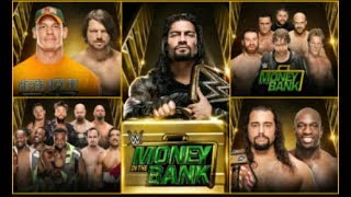 WWE Money in the Bank 2016 Full Show Highlight HD