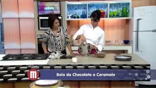 Mulheres - Bolo de Chocolate e Caramelo (05/09/14)
