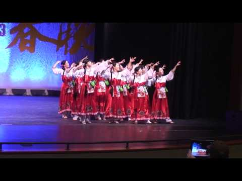 Download Apple Picking Dance - 2nd rehearsal with costumes