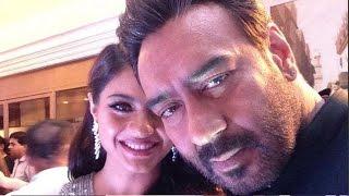 Ajay Devgan with wife Kajol at HT Most Stylish Awards 2017.| Red Carpet