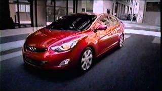 Hyundai Elantra-All New 2011 Commercial