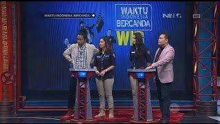 Waktu Indonesia Bercanda - Ngakak Abis Tim Kreatif WIB Dikerjain Ikut Bermain (1/4)