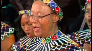 SABC Choir - Ngaphesheya Silindelzulu (Journey of the SABC Choir)