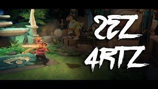 2EZ4RTZ - Arteezy Best Highlights Movie