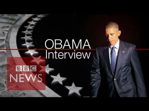 President Barack Obama FULL Interview BBC News