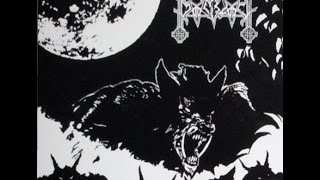 Moonblood - ... of Lunar Passion and Sombre Blood - From Hell Boxset (Full Vinyl Rip)
