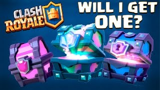 FARMING AWESOME CHESTS! :: Clash Royale :: X-BOW CHALLENGE