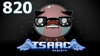 The Binding of Isaac: Rebirth - Let's Play - Episode 820 [Array]