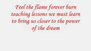 The Power of the Dream with Lyric