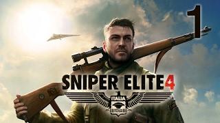 Sniper Elite 4 | En Español | Capitulo 1