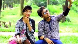 Bangla gf bf romantic funny video 2017 by uperect