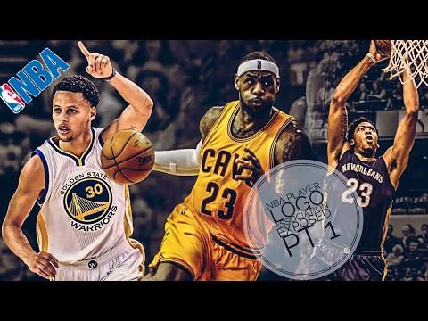 NBA  Player/Logo Association EXPOSED!!!! Part 1