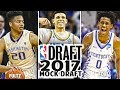 Download Video Download 2017 NBA MOCK DRAFT! WHO GOES #1?! FULTZ, BALL, JACKSON!! 3GP MP4 FLV