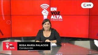 En voz Alta con Rosa María Palacios: Entrevista a Ulla Holmquist y Pedro Cateriano