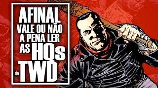 AFINAL, Vale ou Não a Pena ler as HQs de The Walking Dead?