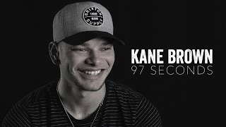 Kane Brown | Better Than Yesterday - 97 Seconds