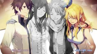 【Nightcore】→ Faded // Cheap Thrills // Alive // Airplanes ( Switching Vocals ) || Lyrics