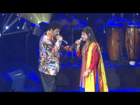 Xxx Mp4 Kumar Sanu Alka Yagnik LIVE In London 2014 Part 20 Of 23 Tujhe Dekha To Ye Jaana Sanam DDLJ 3gp Sex
