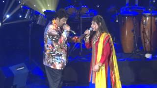 Kumar Sanu & Alka Yagnik LIVE in London 2014 - Part 20 of 23 - Tujhe Dekha To Ye Jaana Sanam - DDLJ