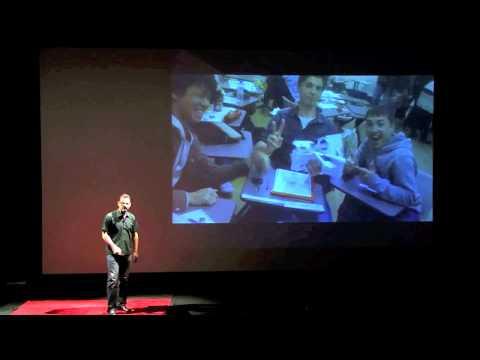 Presentation tips for teachers Never give a boring lecture again TEDxOsaka