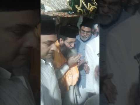 Peer Khawaja Gulam Allah Baksh Sahab Toshvi In Ajmer Sharif 7 Aug 2017