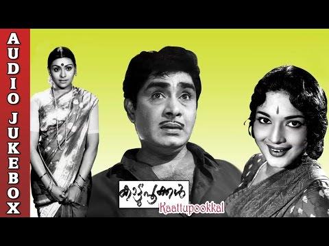 Kaattupookkal (1965) Full Songs Jukebox   Madhu, Devika   Old Malayalam Movie Songs