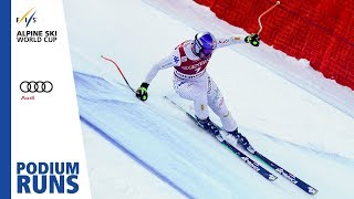 Dominik Paris | Men's Downhill | Bormio | 1st place | FIS Alpine