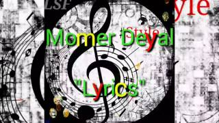 Momer Deyal Lyrics (Update) | Lyrics Arts :: Prince | Feat.Tahsan | 2016 | HTM Records | Eng And Ban