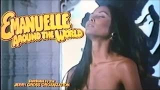 Emanuelle Around The World (1977 Sexploitation Italian)