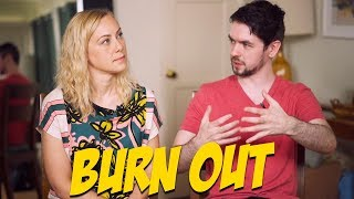 "How To Avoid ""Burn Out"" From A Licensed Therapist!"