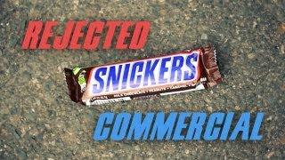 Snickers Commercial 2013