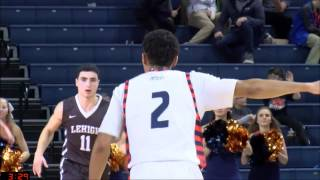 Bucknell MBB vs. Lehigh - Highlights