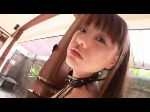 Japanese Fetish IV Japanese IV Actress Matumoto Sayuki With Black Enamle Elbow Length Glove