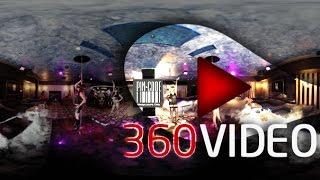 Стриптиз в 360° | Hot Girls dancing in 360°| Strip club in 360°|Pole Dance
