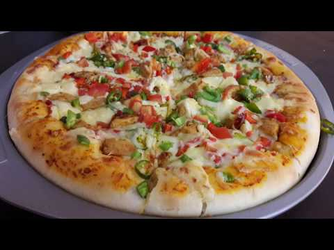 Xxx Mp4 Tasty Chicken Pizza Recipe Chicken Tikka Pizza Recipe By COOKING WITH ASIFA 29 3gp Sex