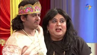 Patas Prakash Performance   Extra Jabardsth   3rd February 2017  ETV  Telugu