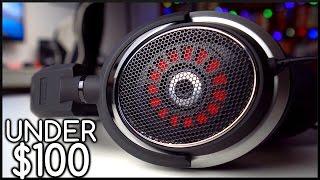 Best Headphones Under $100!